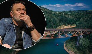"""Jan Jakub Kolski też kręci film wokół mostu. Wiadomo, jak go """"zniszczy"""""""