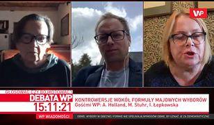 Ilona Łepkowska: pandemia posłużyła Kaczyńskiemu