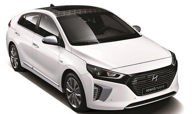 Hyundai Ioniq tańszy od konkurencji. I to dużo.