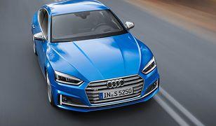 Nowe Audi A5 i S5 Sportback