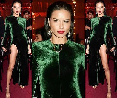 Aniołek Victoria's Secret na imprezie charytatywnej w Miami