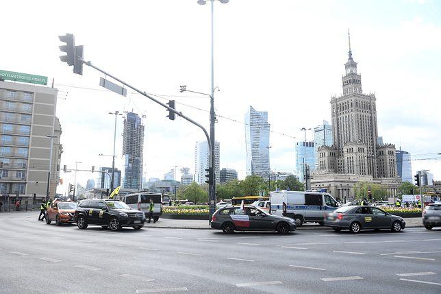 Warszawa. W niedzielę możliwe burze