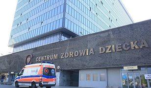 Zalało oddział rehabilitacji w Centrum Zdrowia Dziecka. Dzieci są przenoszone na inne oddziały