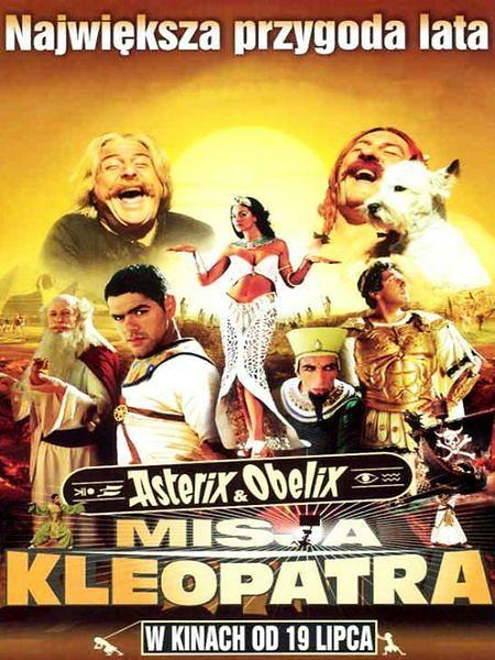 ''Asterix i Obelix: Misja Kleopatra''