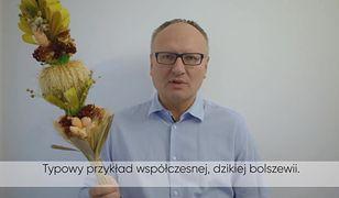 """""""Hej klecho, wyjdź po dobroci"""" to współczesna bolszewia? Bitwa Redaktorów o 9:45 na WP.pl"""