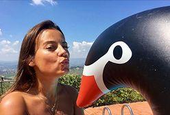 Anna Mucha znów zaskoczyła fanów. Na Instagramie pokazała zgrabną pupę
