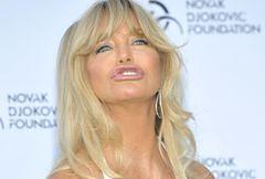 Goldie Hawn - 68-letnia trzpiotka
