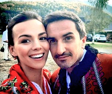 Paulina Krupińska-Karpiel i Sebastian Karpiel-Bułecka. Mąż nie jest o nią zazdrosny