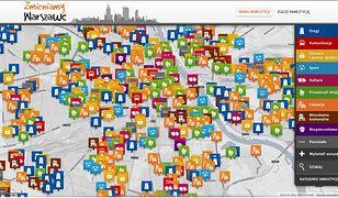 Ruszyła interaktywna mapa inwestycji!