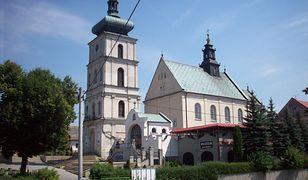 Sanktuarium Matki Boskiej Zwycięskiej w Odporyszowie