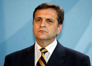 Prezydent Macedonii Boris Trajkovski
