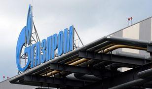 Gazprom: od 3 czerwca możliwe wstrzymanie dostaw gazu na Ukrainę