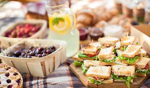 4 zdrowe przepisy na majowy piknik w ogrodzie