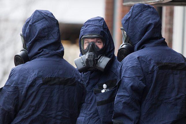 Szef ośrodka badawczego z Porton Down powiedział, że na nowiczok, który został wykorzystany do otrucia Siergieja Skripala, nie ma antidotum