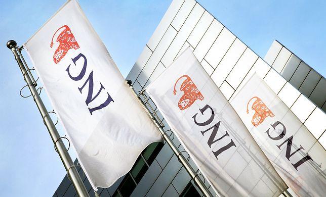 Niderlandzki ING zwróci klientom 180 mln euro