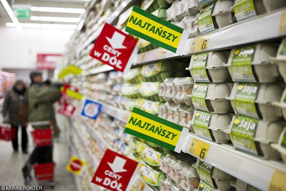 W supermarketach może zabraknąć jaj. Najgorzej będzie przed Bożym Narodzeniem
