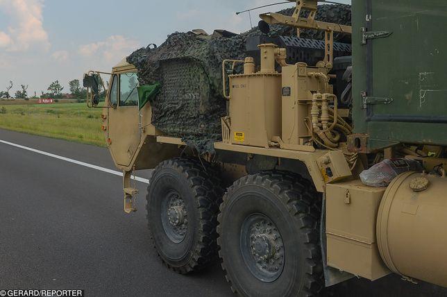 Problemy amerykańskiego wojska w Poznaniu