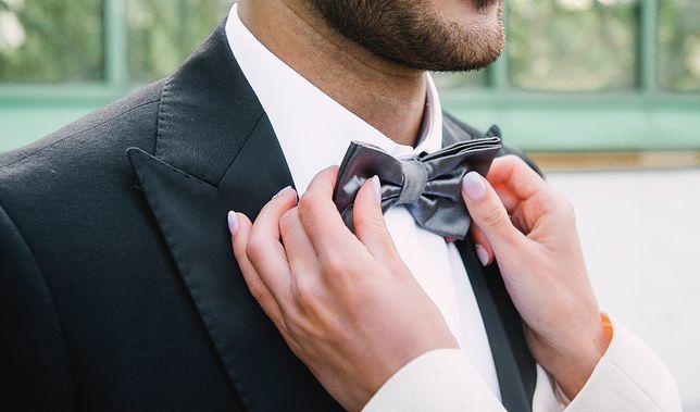 Kiedy krawat, a kiedy muszka?