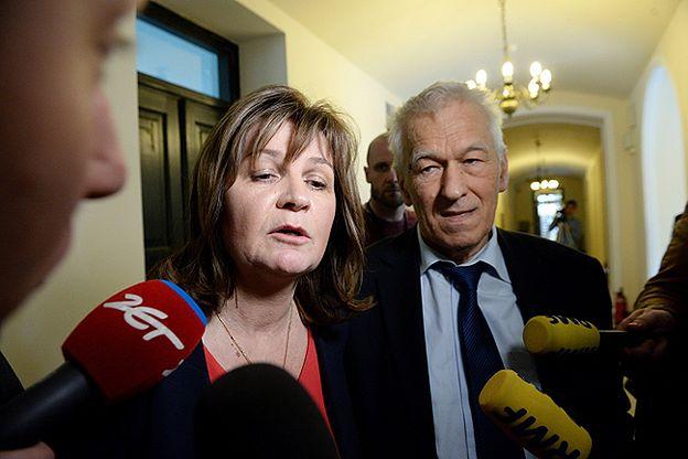 Kornel Morawiecki i Małgorzata Zwiercan: nie naruszyliśmy konstytucji ani regulaminu Sejmu