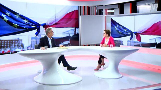Uchodźcy w UE. Kopacz: ochrona granic zewnętrznych oraz kontrola osób, które chcą trafić do Europy