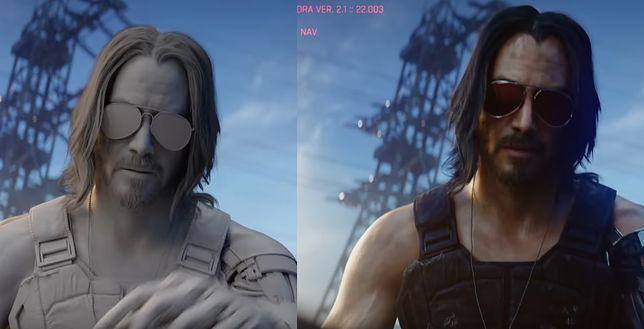 Zwiastun Cyberpunk 2077 zaskoczył. CD Projekt RED pokazuje, jak wyglądała praca nad nim