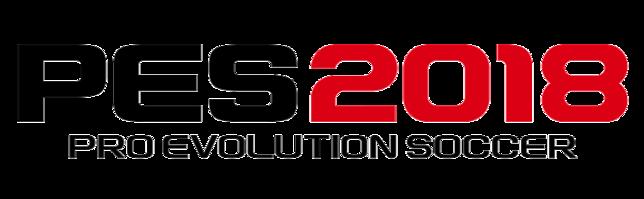 Logo gry Pro Evolution Soccer 2018