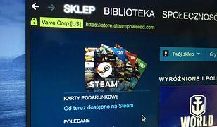 Klient Steam