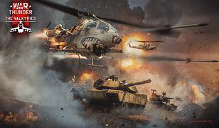 """""""War Thunder"""" podrywa śmigłowce do lotu, a piloci wznoszą okrzyki radości"""