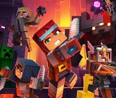 Minecraft Dungeons trafi na konsole i PC w 2020 roku