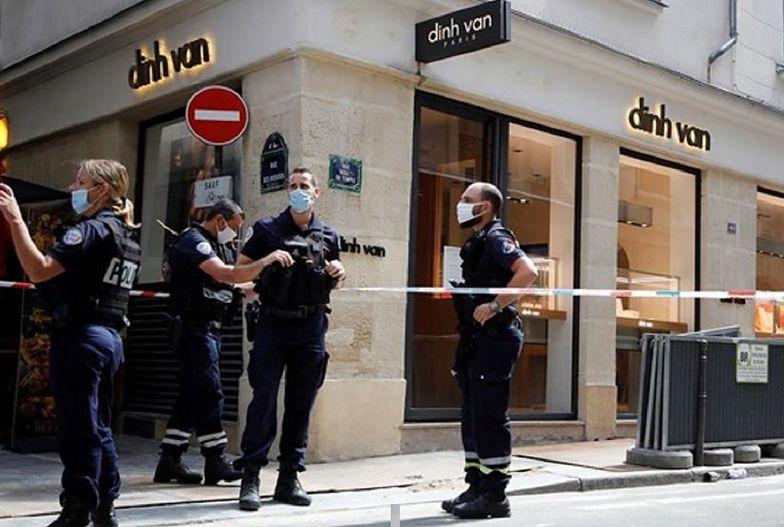 Napad na sklep jubilerski w centrum Paryża. Kilkumilionowe straty