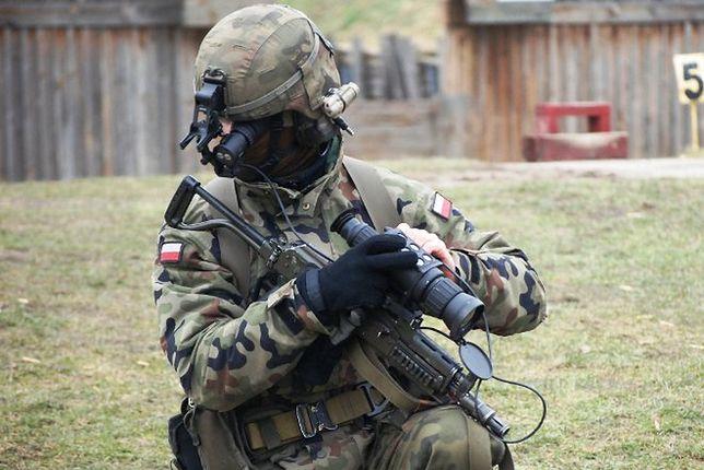Polacy stworzyli wyposażenie żołnierza przyszłości