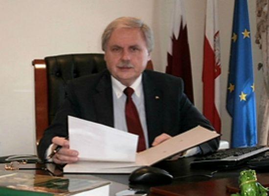 Suprowicz odwołany ze stanowiska ambasadora Polski w Katarze?