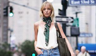 Zmysłowe bluzki na lato. Kobiece, subtelne i w dobrej cenie