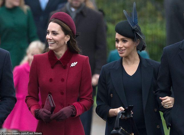Meghan Markle nie będzie rodziła w tym samym szpitalu, co Kate