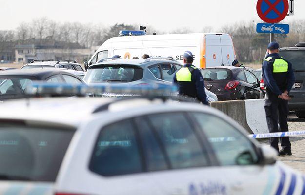 Belgia: Zatrzymano mężczyznę, który próbował wjechać w tłum ludzi