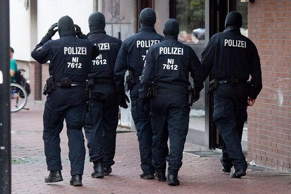 Aresztowano podejrzanych o przygotowywanie zamachu na centrum handlowe