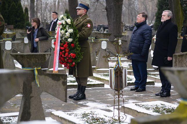 Pawło Rozenko odniósł się do polsko-ukraińskiego sporu