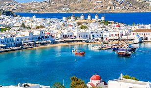 Wakacje na wyspie Mykonos mogą być piękne, ale wszystko ma swoją cenę