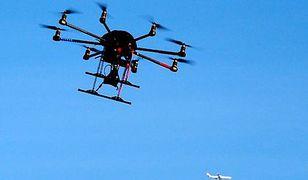 Dron w służbie gminnego fiskusa