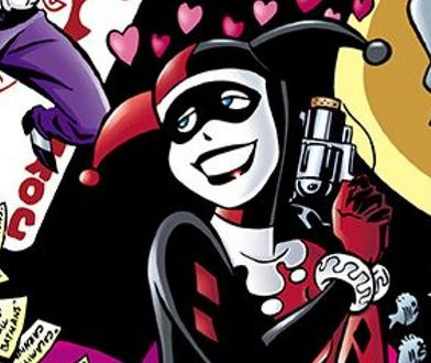 """""""Szalona miłość i inne opowieści"""" to debiut Harley Quinn"""