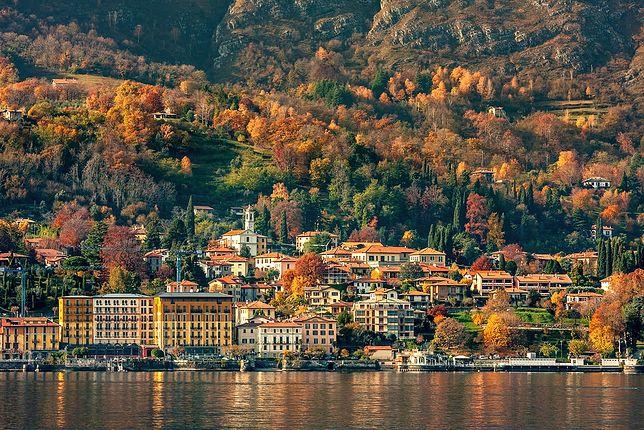 Włochy - trzy pory roku równocześnie