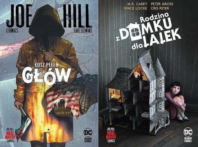 Hill House Comics to nowa linia horrorów
