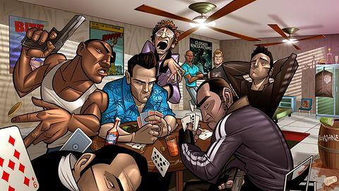 Wyższa Szkoła Jazdy: gry gangsterskie