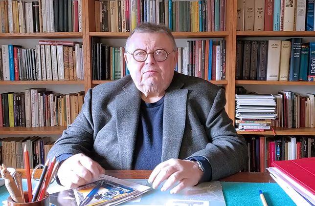 Wojciech Mann nabija się z polityków. Ruszył z serią filmików