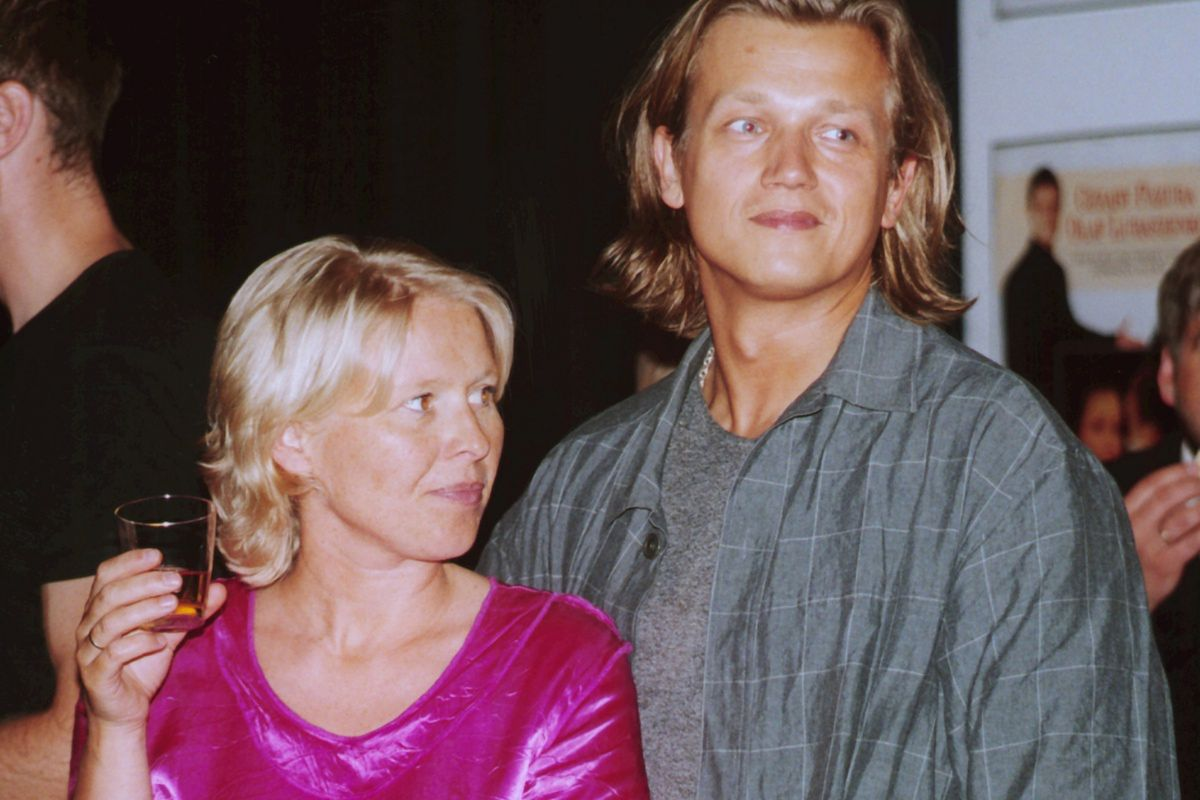Jarosław Jakimowicz i Joanna Sarapata