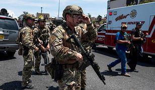 Strzelanina w USA. Na miejscu są wojsko, policja, strażacy i służby medyczne