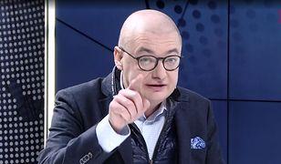 Michał Kamiński wspominał kłótnie Włochów w Parlamencie Europejskim