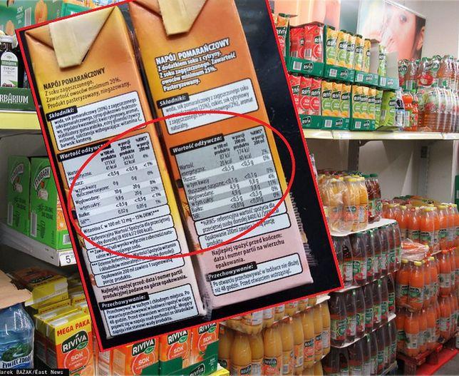 Niektórzy producenci zmniejszyli ilość cukru w napojach, by uniknąć podatku cukrowego.