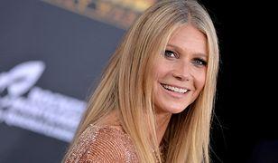 Gwyneth Paltrow ponownie zaszokowała w ramach promocji kosmetyków.