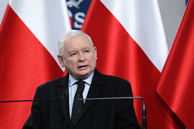 Jarosław Kaczyński o klęsce Beaty Szydło: zapłaciła za to, że uznaje chrześcijańskie wartości
